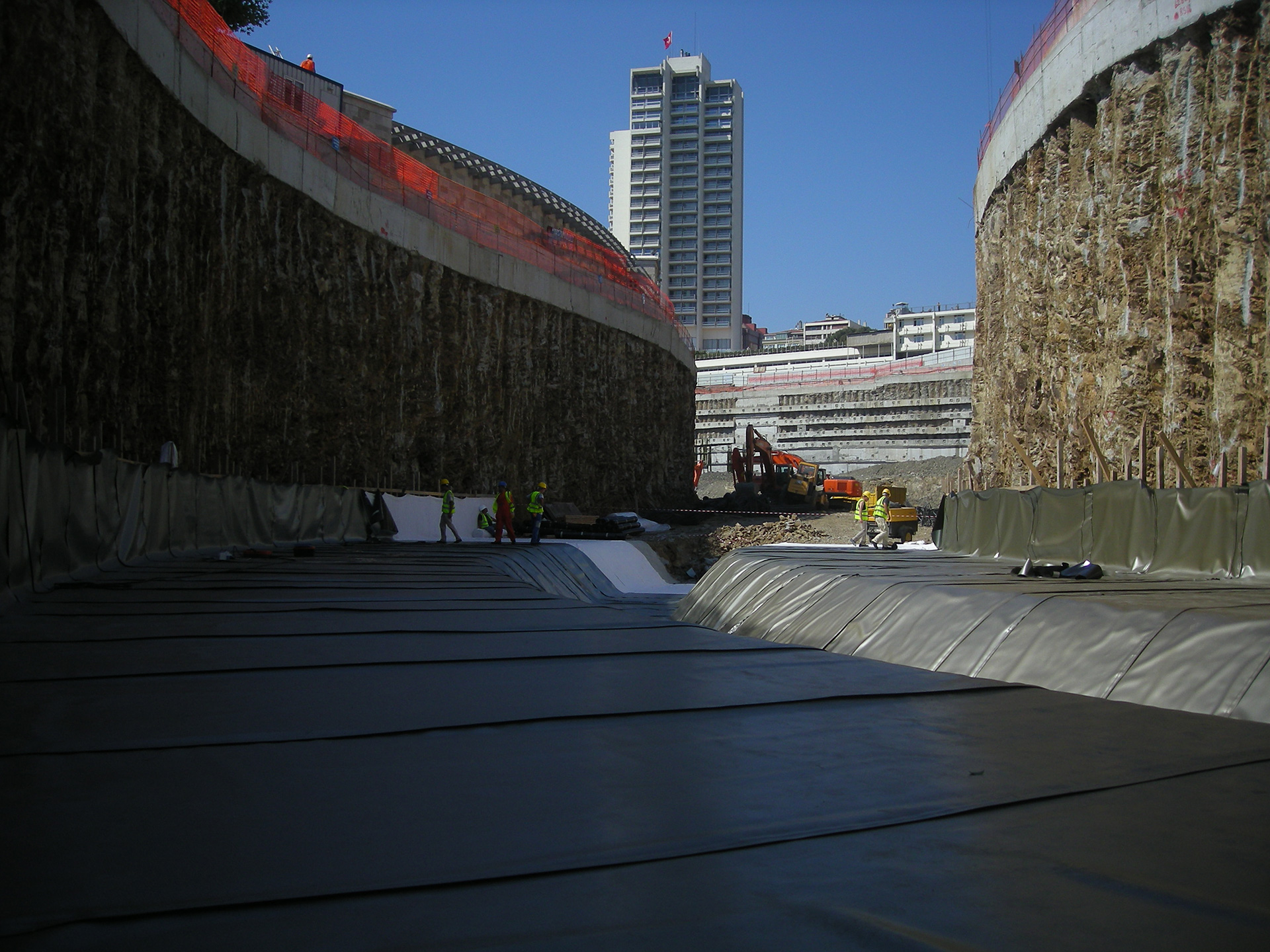 Polyfin AG Your specialist in high quality synthetic roofing and